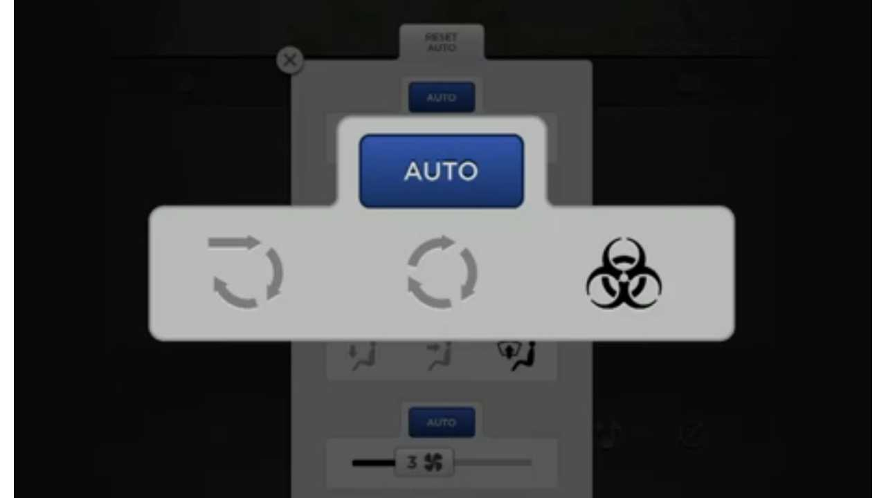 Here's What Happens When You Engage Bioweapon Defense Mode On The Tesla Model X