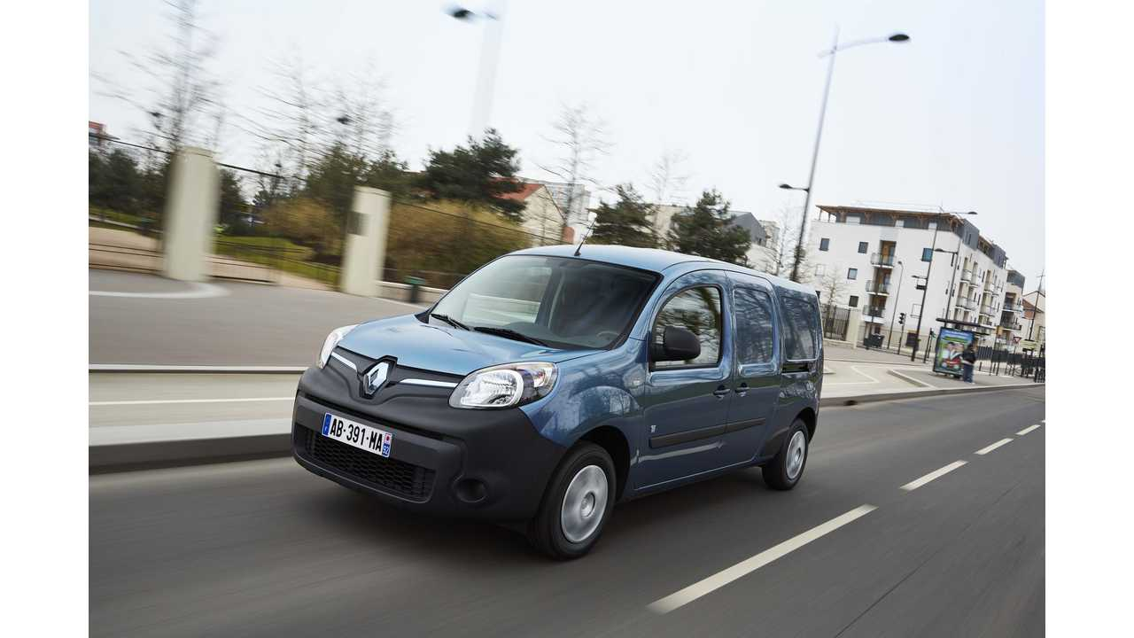 Renault Kangoo Vans Upgraded Across Entire Lineup
