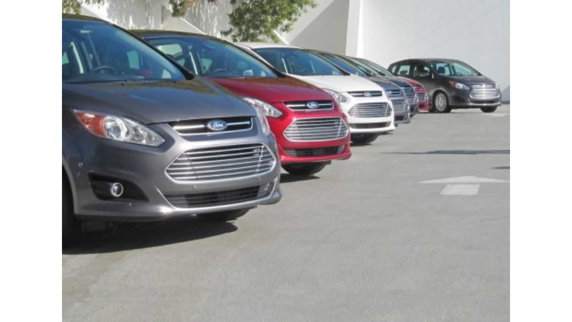Ford Offers 3 Years Free Charging For C Max Energi Ers In California Maryland