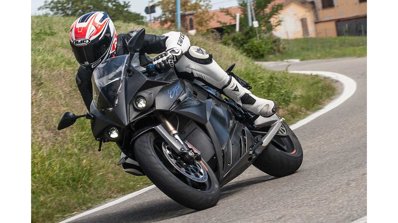 Energica Launches IPO, Adds Giancarlo Minardi to the Board, Heads to Milan EICMA 2015