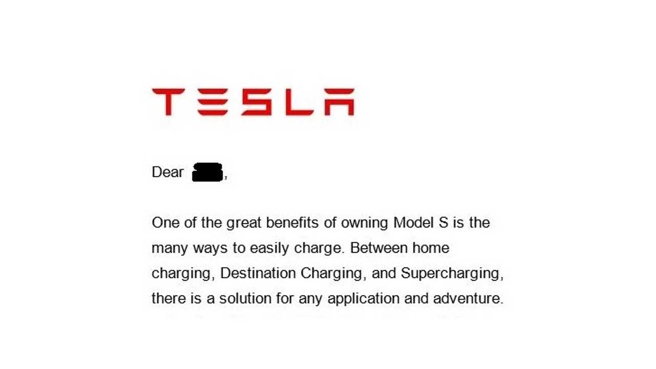 Tesla Sends Out Supercharger Abuse Emails - Many Model S Owners Not Impressed