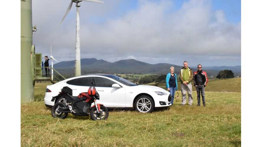 9000 kms by Tesla Model S85 from Brisbane to Northern Queensland – No Supercharging – Part 3