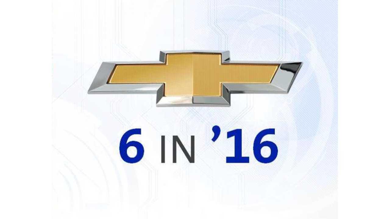 GM: Chevrolet Bolt Arrives In 2016, $145/kWh Cell Cost, Volt Margin Improves $3,500