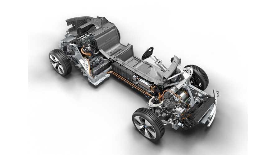 BMW Working On 588 MPG Plug-In Hybrid