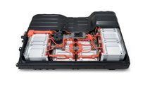 2019 Nissan LEAF e+ batteries