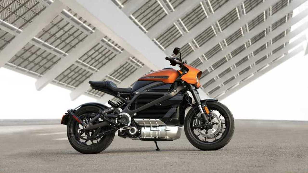 Harley-Davidson Livewire Electric Motorcyle: 110-Mile Range For $29,799