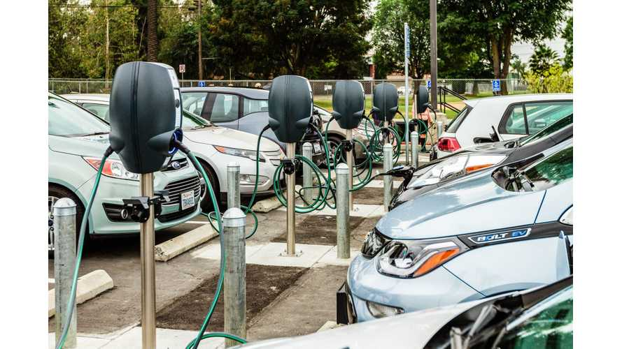 California Utility Offers $1,000 Rebate To EV Buyers