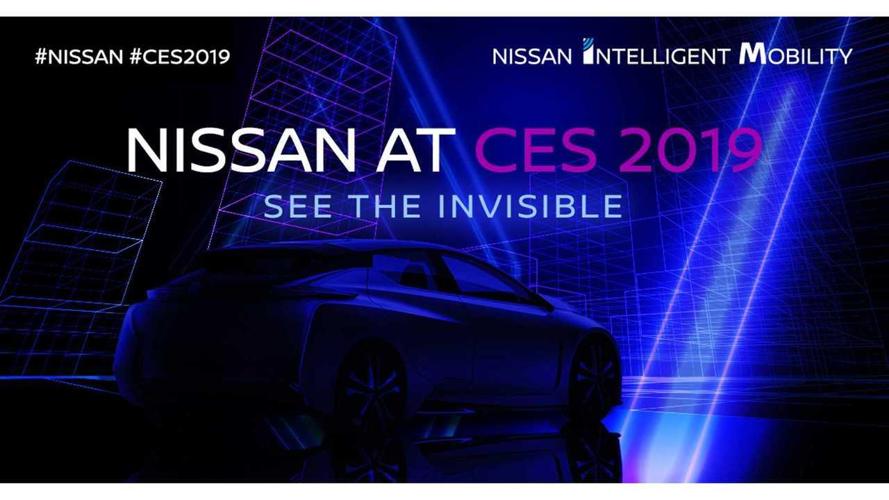 Nissan CES 2019: