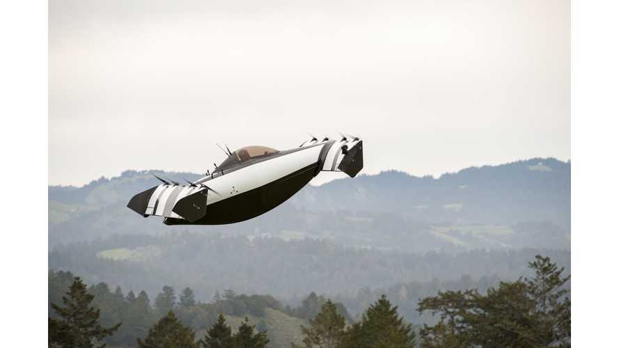 Watch This BlackFly Electric VTOL Aircraft In Flight