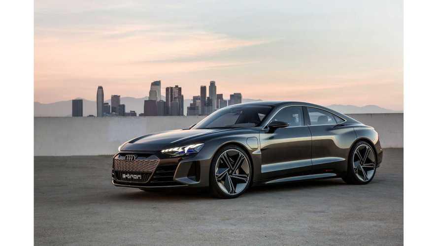 Stunning Audi e-tron GT Concept: Wallpaper Wednesday