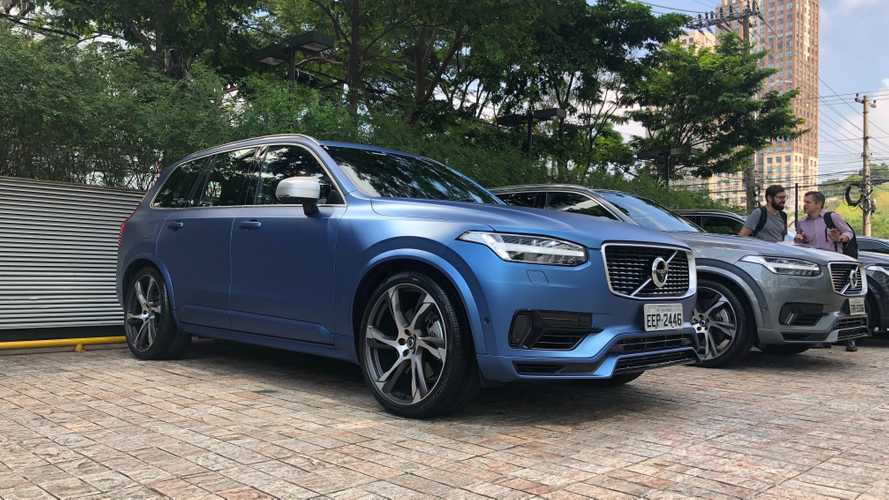 Vendas de SUVs premium em março: Volvo XC90 e BMW X2 batem recorde