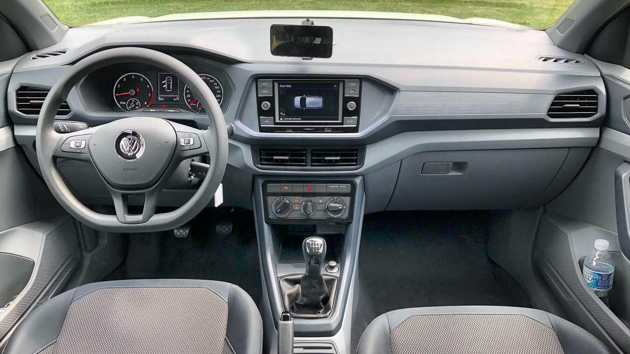 VW T-Cross MT