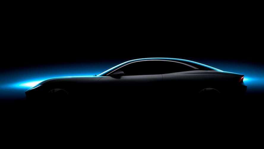 Karma Coupe Concept yeni teaser'ında şık gövdesini sergiliyor
