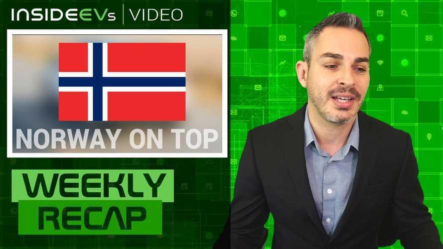 Watch InsideEVs Week In Review - April 1-8, 2018