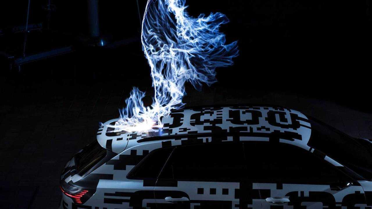 Audi Leaks Out More E-Tron Details - 22-kW Charging, 248-Mile Range