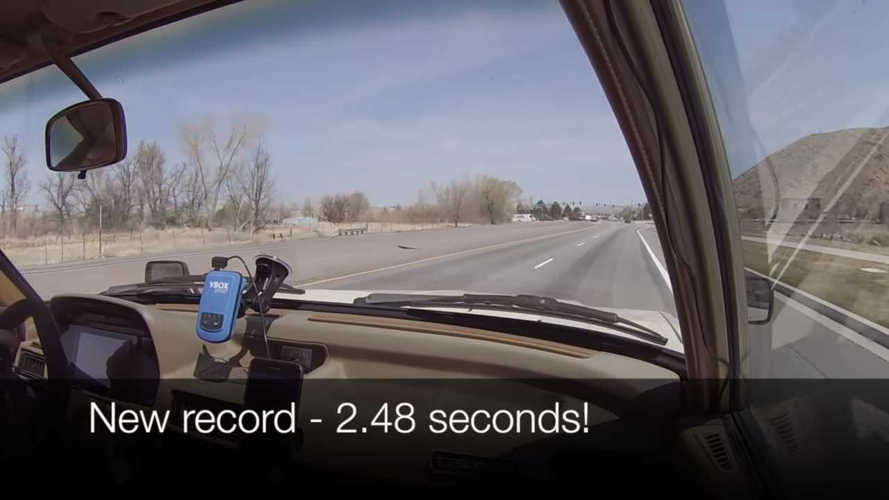 Watch Tesla-Powered Honda Go 0 To 60 MPH In 2.48 Seconds