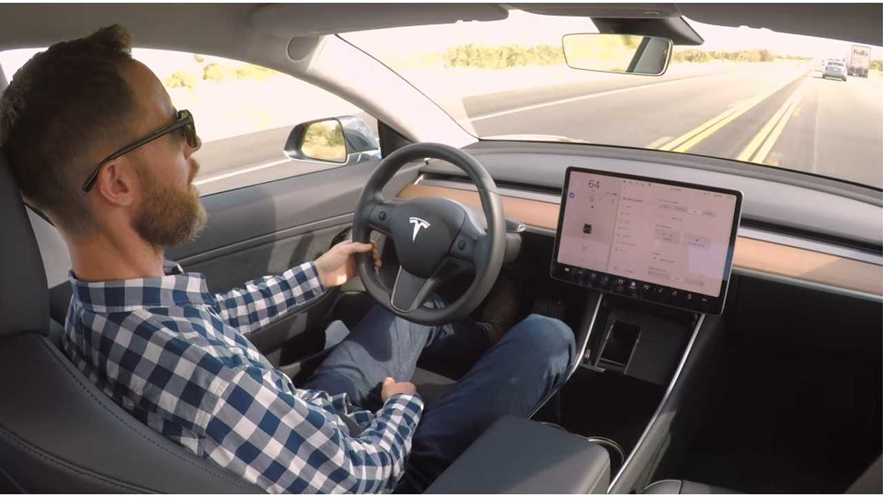 Musk Admits Autopilot Not Perfect, Plus First Look At Model 3 Production