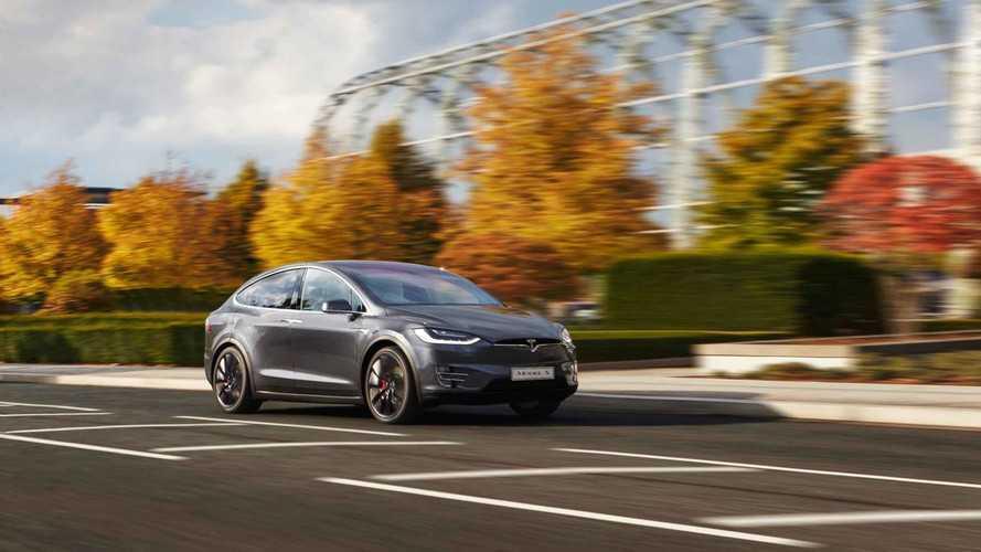 Tesla Model X (2018)