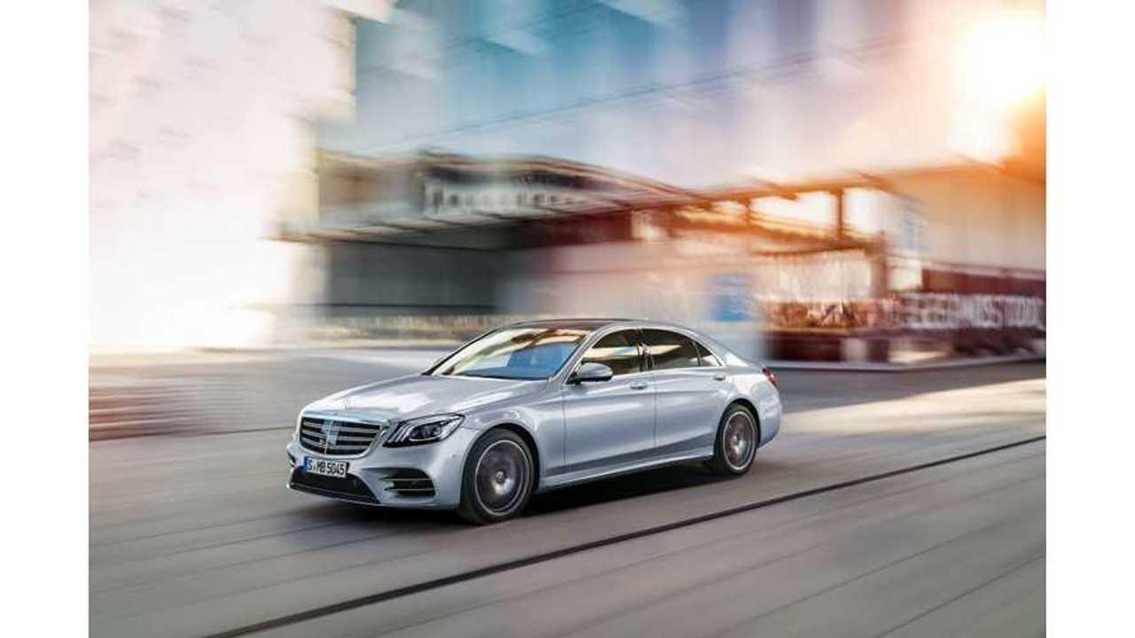 Mercedes-Benz EQ S Electric Sedan Will Challenge Tesla Model S