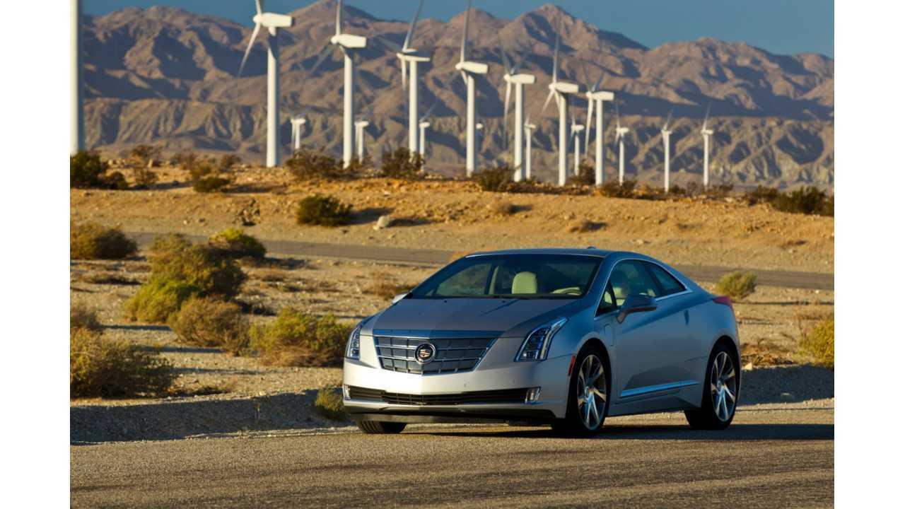 Translogic Drives Cadillac ELR - Video