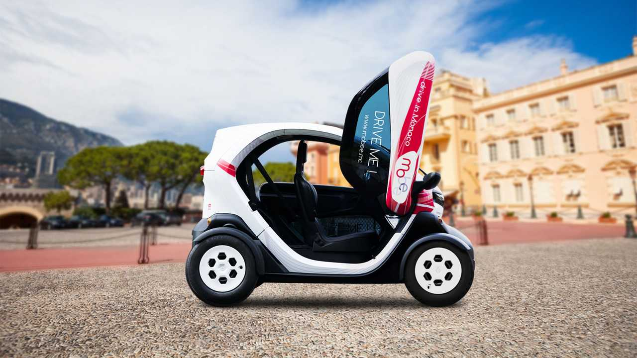 Mobee Car Sharing With 15 Renault Twizy Launched In Monaco (w/video)