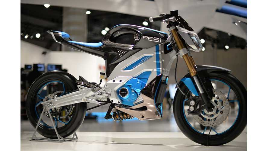Yamaha Aims To Launch Electric Motorcycles In Near Future
