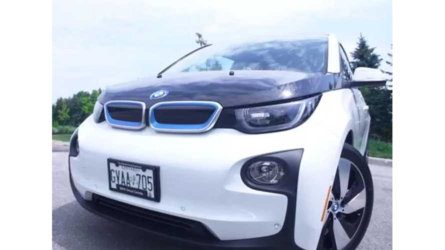 BMW i3 - A No Compromise Plug-In Vehicle? - Video