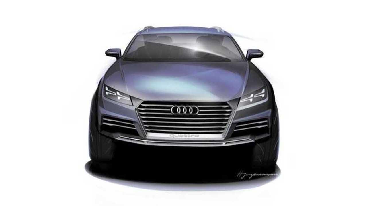 Audi Readies Its Pair Of Electric Tesla Fighters