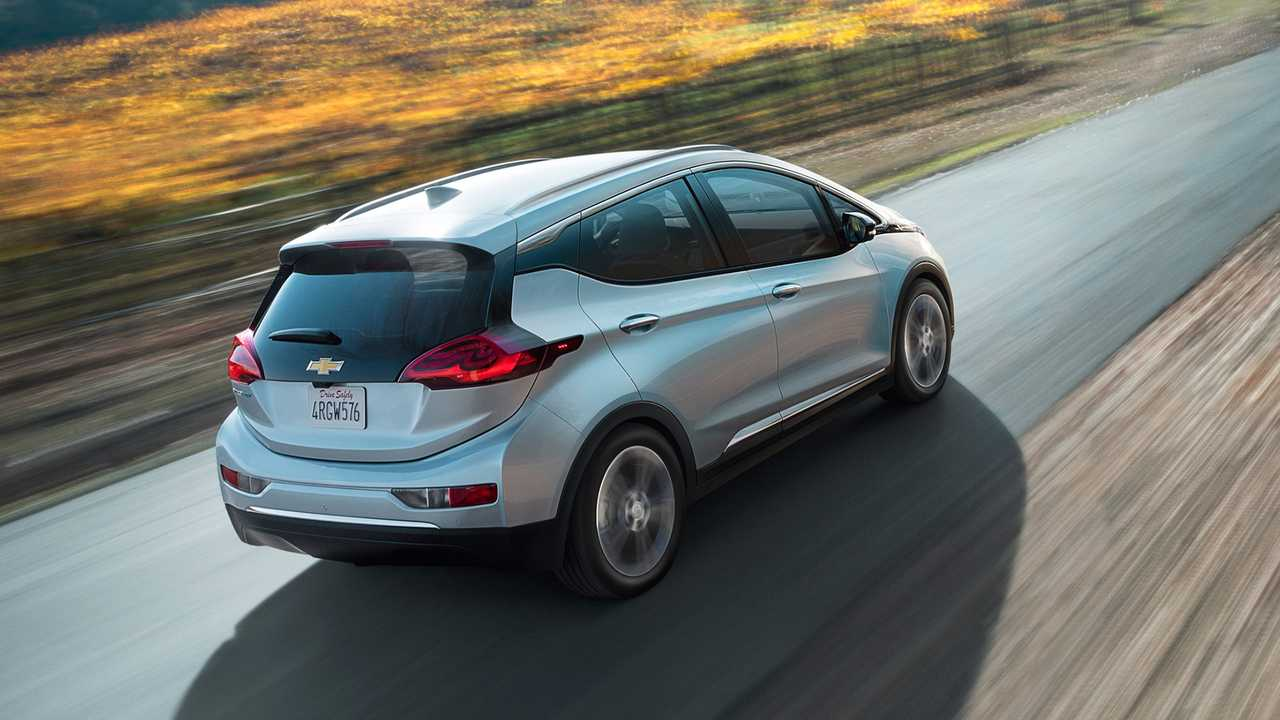The Chevy Bolt is quick and capable.
