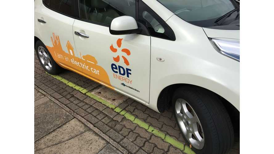 EDF Energy & Nuvve To Install 1,500 V2G Chargers In UK
