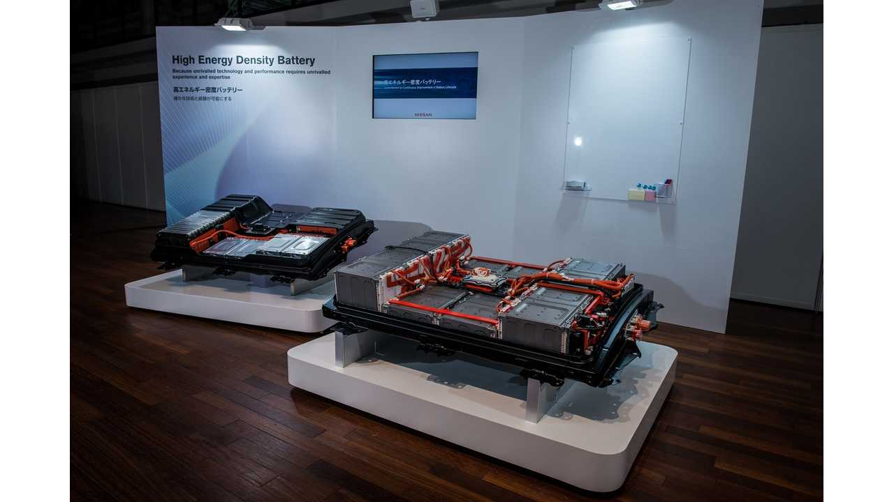 Nissan LEAF 30-kWh Battery Degrades More Rapidly Than 24-kWh Pack