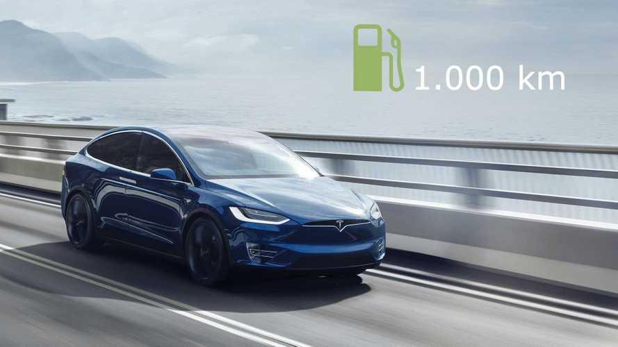 Auto elettriche, 1.000 km con una ricarica? Per alcuni si può