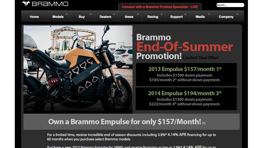 Exclusive: The Brammo Fire Sale - The Story Behind the Story