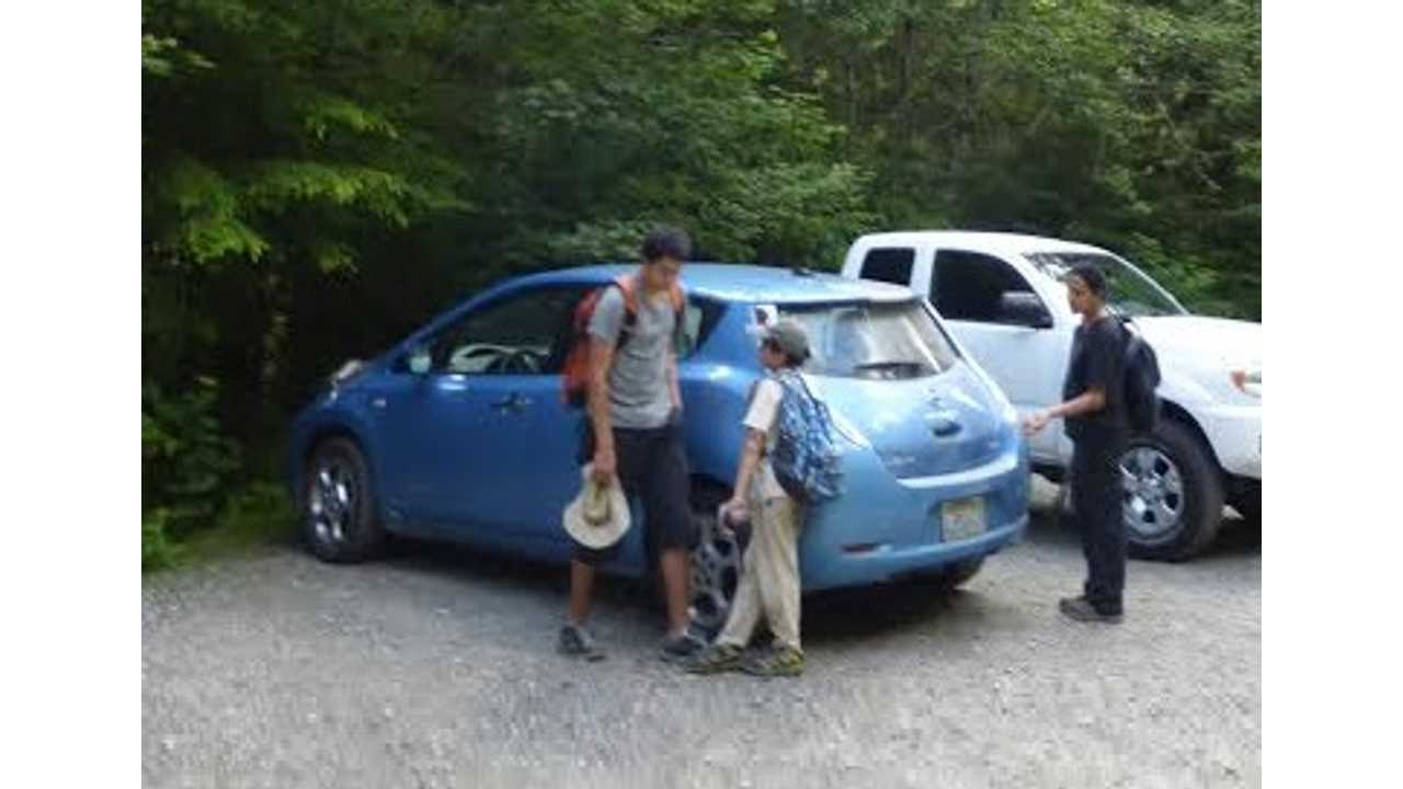 LEAF Road Adventure Can Be Smooth Sailing, Too! How We Turned Our 2012 Nissan LEAF Into An Offroad Beast