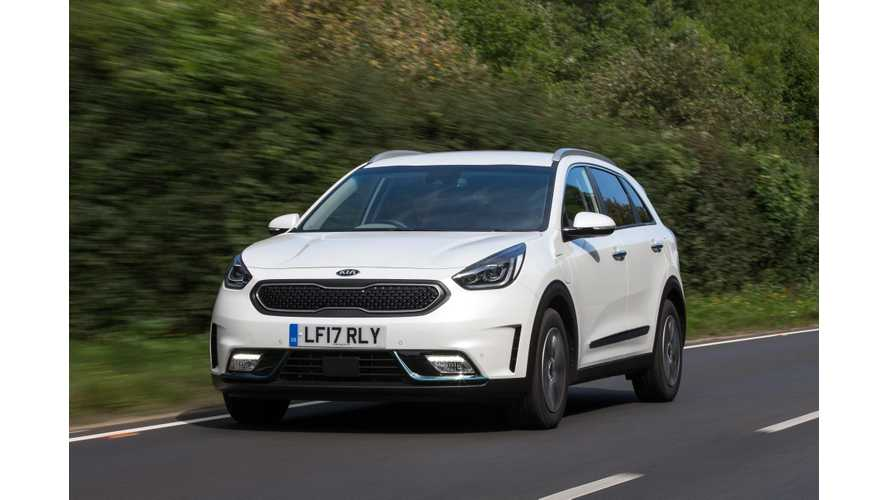 Kia Niro Plug-In Hybrid On Sale In U.S. Dealerships By December