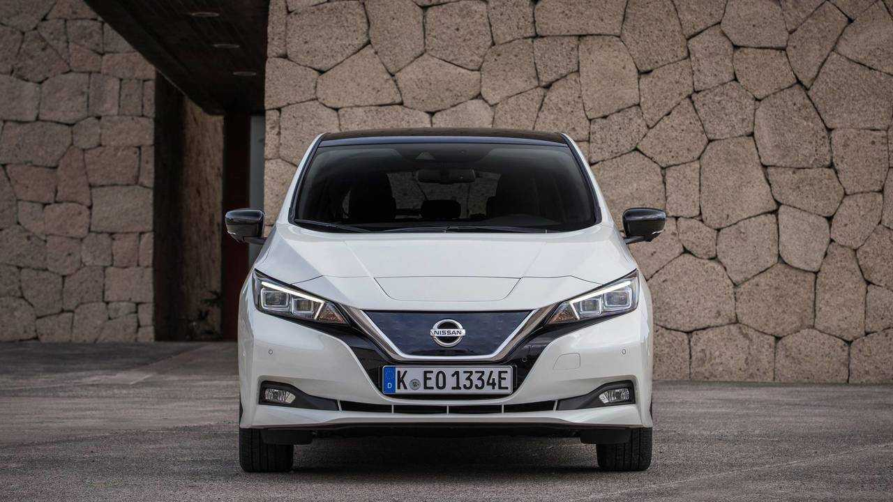 Nissan Exec - Tesla Model 3 Not A Concern, New LEAF Will Remain World's #1 Selling Electric Car