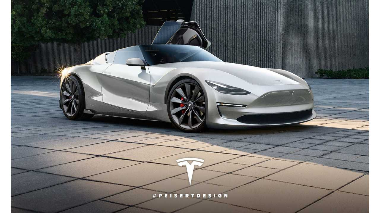 With 55 Referrals, This Tesla Model S Owner Wins Free Next-Gen Roadster
