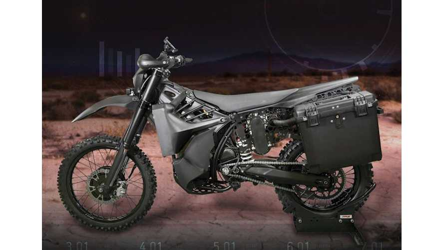 Maker Of AK-47 Unveils Rugged Electric Motorcycle