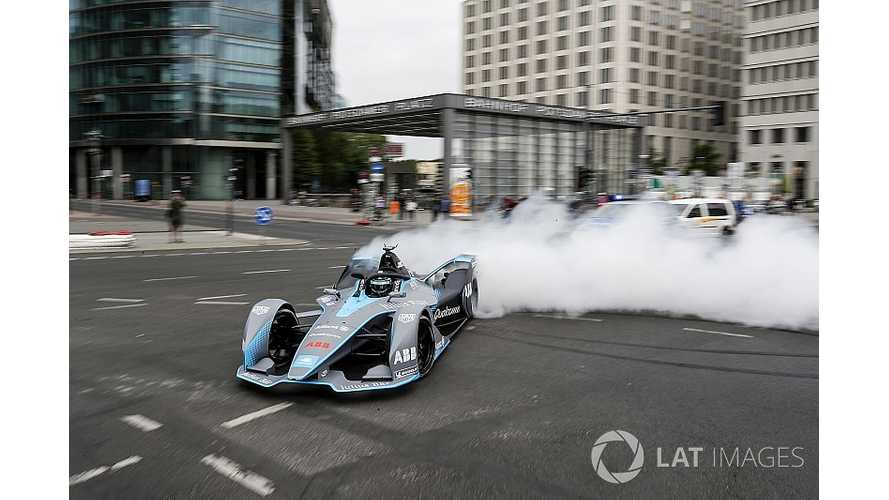Formula E Will Run Gen 2 Car For 4 Seasons