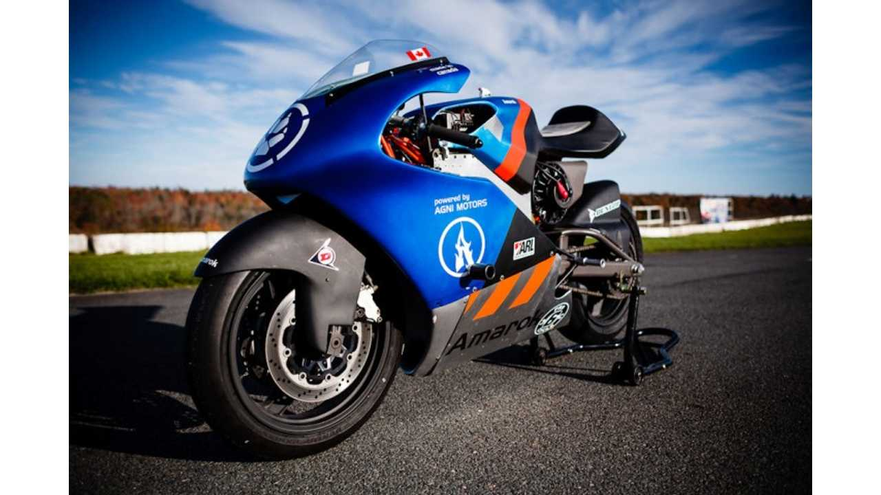 The Electric Superbike: The End of the Beginning?