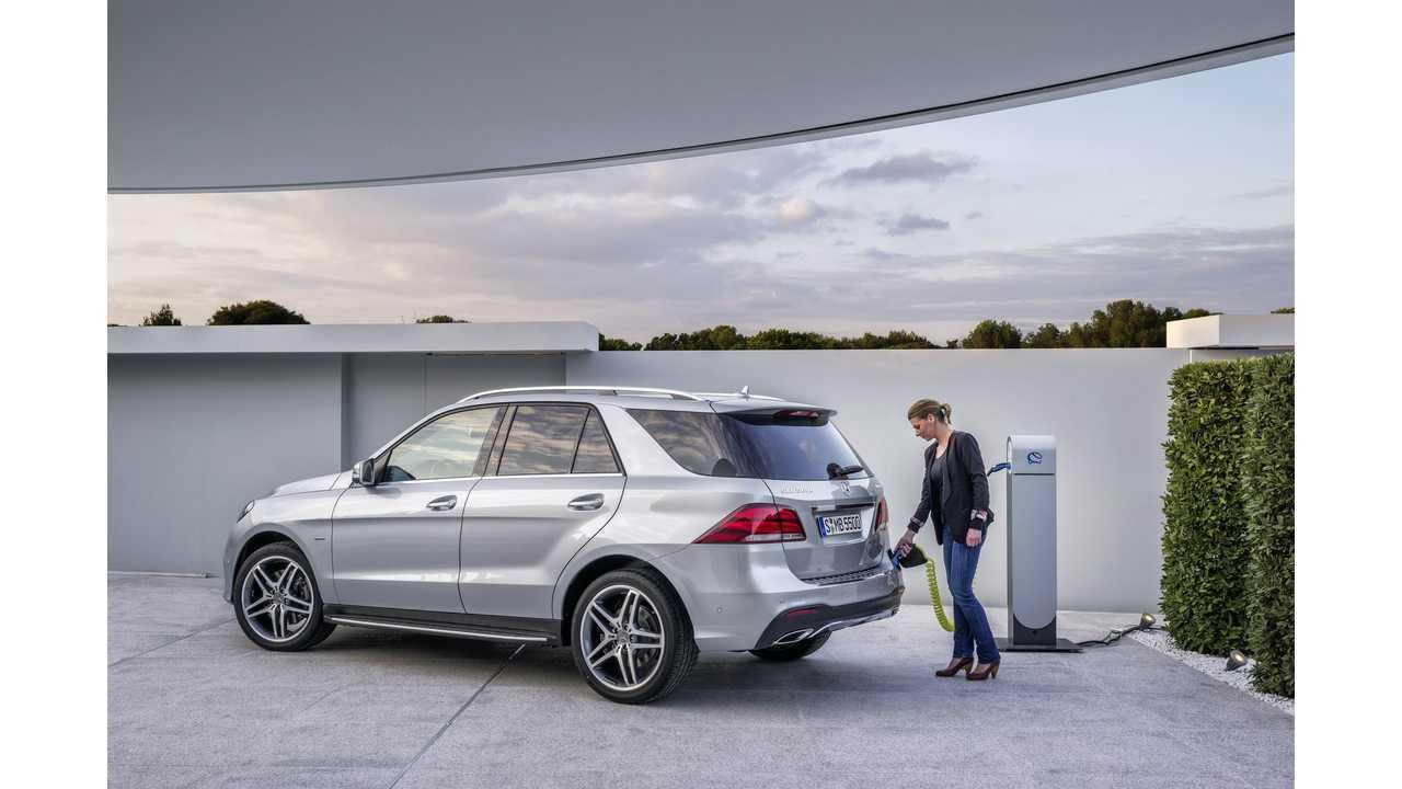 Mercedes Benz Gle 500 E