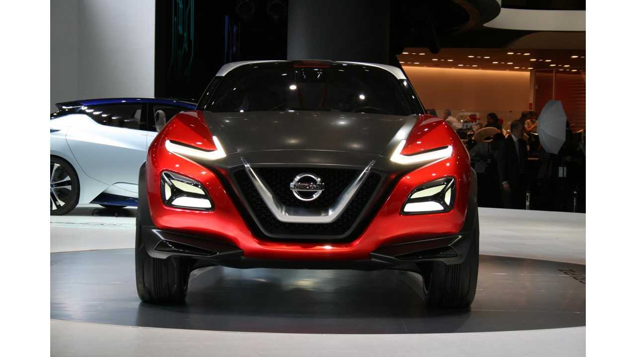 Nissan With Range Extender Coming In 2016?