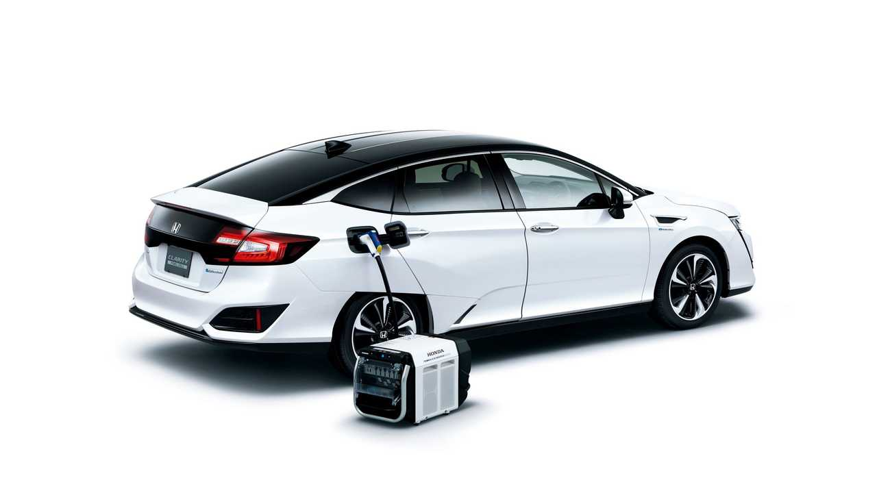 Honda Clarity Fuel Cell & Power Exporter 9000