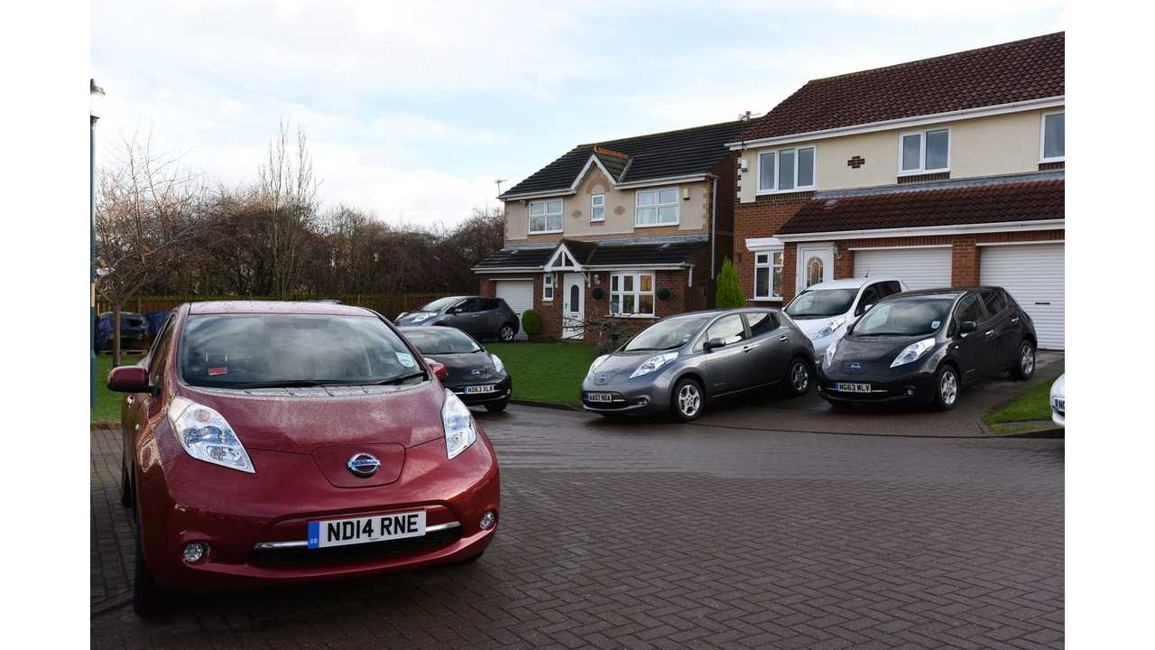 My Electric Avenue Project Denies Claims That UK Grid Is Not Ready For Mass Amount Of Electric Cars