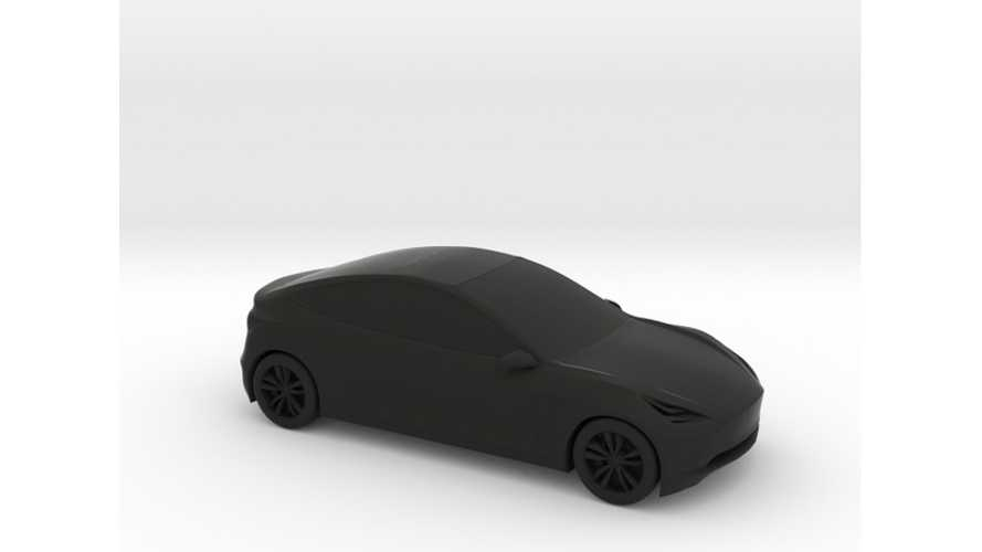 Here's How To Purchase Your Unofficial 3D-Printed Tesla Model 3