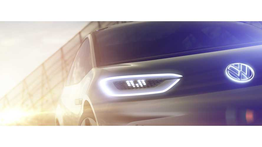 Volkswagen presents an electric car for a new era - Think New.