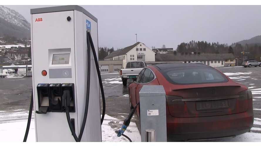 Tesla Model S CHAdeMO Adapter Review - Video