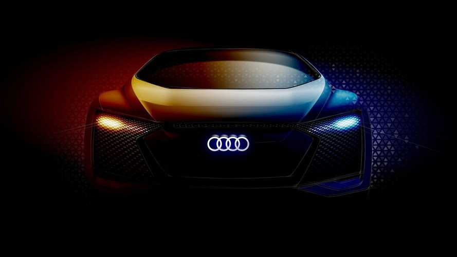 Audi To Flood Frankfurt Stage With Electric Concepts