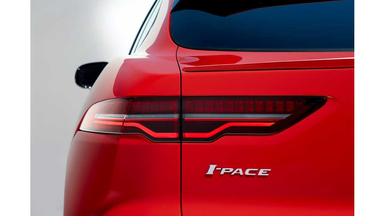 Jaguar I-Pace Priced From $70,495 U.S.