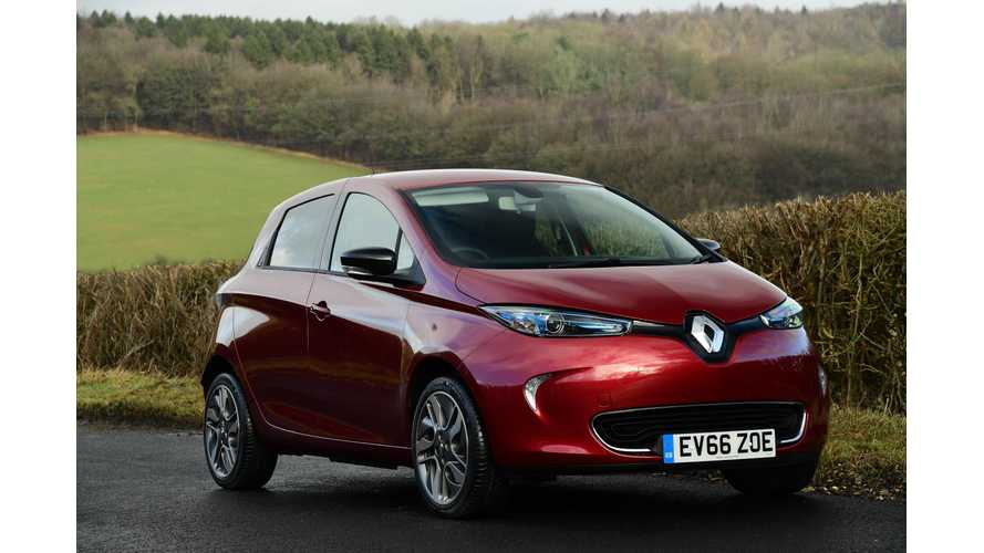 UK Wants To Require EV Chargers At Gas Stations